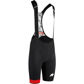 assos T Équipe Evo Bibshorts Herrer, national red